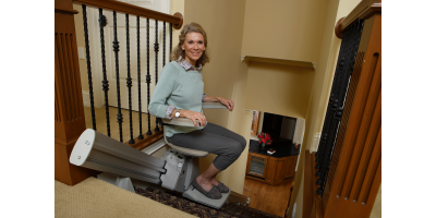 Stay in the Home You Love with a Stair Lift!, Lincoln, Nebraska