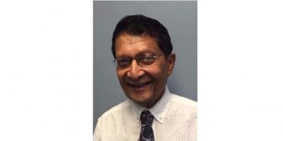 Meet Our Team: Spotlight on Dr. Kandiah Sritharan, Hamden, Connecticut
