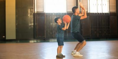 4 Ways to Improve Your Jump Shot, St. Charles, Missouri