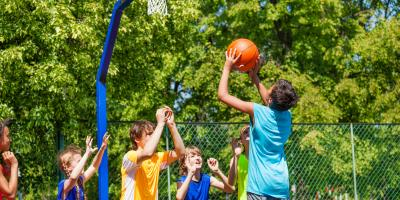 4 Benefits of Playing Youth Basketball, St. Charles, Missouri