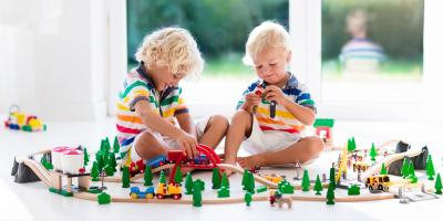 3 Benefits of Building Games for Young Kids, St. Peters, Missouri