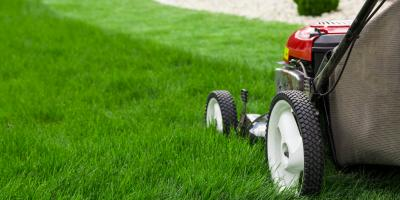 How to Select the Right Lawn Mower, De Soto, Missouri