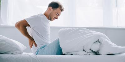 The Best Sleep Position to Reduce Back Pain, Lemay, Missouri