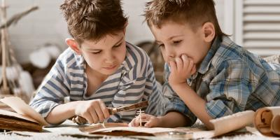 How Daily Reading Helps Your Child's Development, Creve Coeur, Missouri