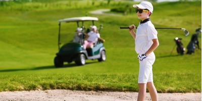 3 Reasons Kids Should Get Involved in Golf, St. Louis, Missouri
