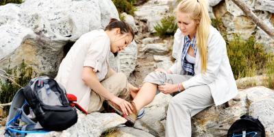 A Guide to Ankle Sprain Severity, Florissant, Missouri