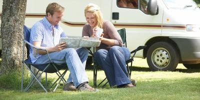What's the Difference Between Campers & RVs?, St. Petersburg, Florida