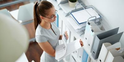 Why Modern Offices Still Need File Cabinets, Maryland Heights, Missouri