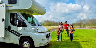 4 Tips for Selecting an RV Campsite , Pinellas Park, Florida