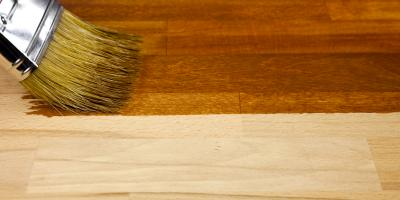 3 Ways to Match Your Hardwood Stain & Wall Paint, Green, Ohio