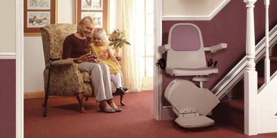 3 Potential Sources of Stairlift Funding, Ashland, Kentucky