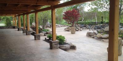 Understanding the Difference of Decorative Concrete, Gates, New York