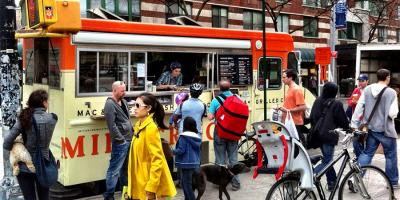 3 Reasons It's Smart to Start a Food Truck, Brooklyn, New York