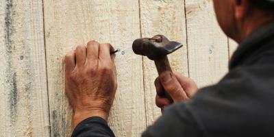 A Guide to Building a Cedar Fence, Stayton, Oregon