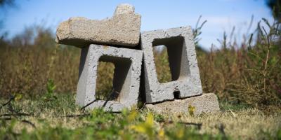 Repurposing Hardware: 5 Ideas for Your Old Cinder Blocks, Stayton, Oregon