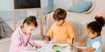 5 Ways Young Children Learn to Cooperate, St. Peters, Missouri