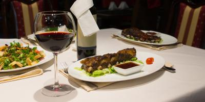 3 Wines to Pair With Steak, Oxford, Connecticut