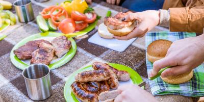 3 Tasty Foods to Eat on Buns, North Gates, New York