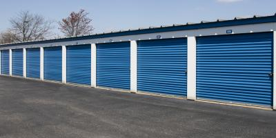 4 Security Features to Look For in a Storage Facility, Covington, Kentucky
