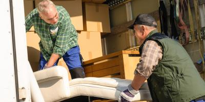 Sanford Storage Experts Share 3 Tips for Packing a Moving Truck, Sanford, North Carolina