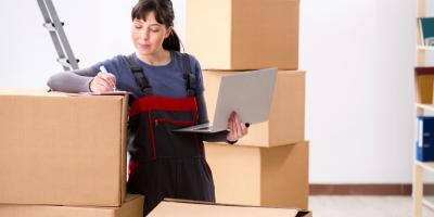 3 Tips on Labeling Boxes for Storage, Green, Ohio