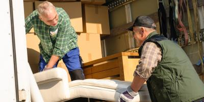 3 Tips for Keeping Furniture Safe in a Storage Unit, Hesperia, California