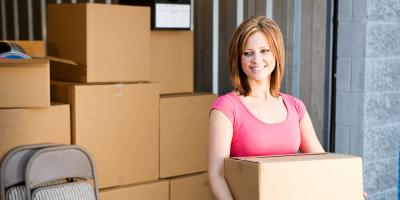 3 Benefits of Renting a Storage Unit Before You Move, Lee, Virginia