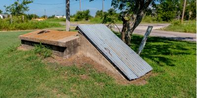 4 Items That Don't Belong in a Storm Shelter, Purcell, Oklahoma