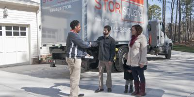 How Does STORsquare Differ From Other Mobile Storage Options?, Acworth-Kennesaw, Georgia