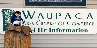 Customer Spotlight: Waupaca Area Chamber of Commerce, Waupaca, Wisconsin