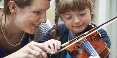 How Playing an Instrument Benefits Your Child's Development, Brighton, New York