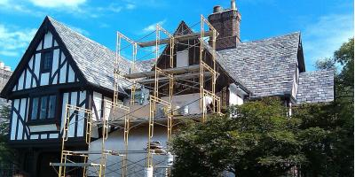 All About the Preservation of Historical Stucco, Colerain, Ohio
