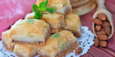 A Mouthwatering Guide to the History of Tasty Baklava, Atlanta, Georgia
