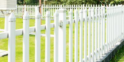 How Long Does a Wood Fence Last?, Greensboro, North Carolina