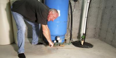 Troubleshooting FAQ for Sump Pumps, Harrison, Ohio