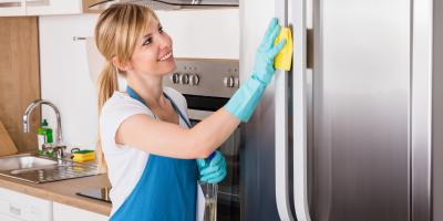 3 Tips for Cleaning Home Appliances, Sunray, Texas