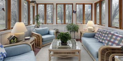 3 Great Uses for a Sunroom, Blairsville, Georgia