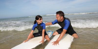 What You Should Know Before Going Surfing & Paddleboarding, Honolulu, Hawaii