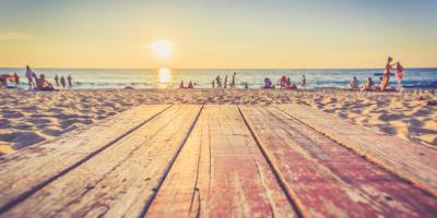 Top 3 Beach Warnings to Look Out For, Santa Monica, California