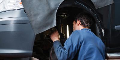 5 Suspension Problems That Require Car Repair, Springdale, Ohio