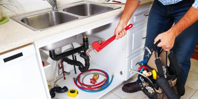 5 Signs You Need a Plumber Right Away, Pine Grove, California