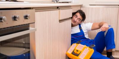 When to Call a Professional for Plumbing Repairs, Pine Grove, California