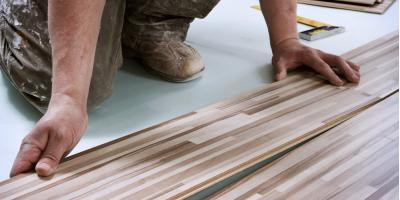 Hamel Home Builder on 3 Ways Flooring Can Make Rooms Feel Bigger, Medina, Minnesota