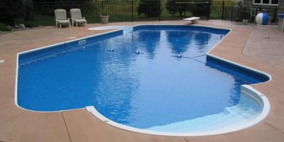 Beat the Heat With Inground Pool Installation From Monroe County's Pool Pros, Hilton, New York