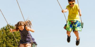 3 Reasons Why Swing Sets Are Excellent for Children, Dallas, Texas