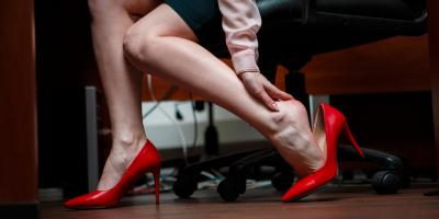 Leave Work With Sore or Swollen Feet? 3 Ways to Get Relief, Gates, New York