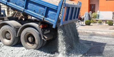 What Are Some Common Uses for Crushed Stone?, Victor, New York