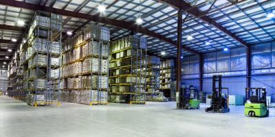 3 Benefits of Industrial Concrete Floor Repair, Harrison, Ohio