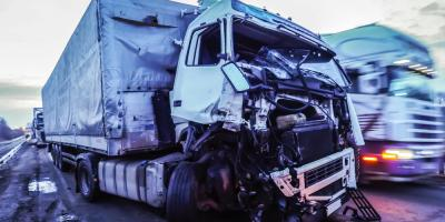 4 Common Causes of Commercial Truck Accidents , Tacoma, Washington