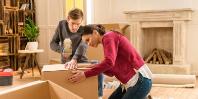 5 Packing Mistakes Homeowners Make During a Move, Puyallup, Washington